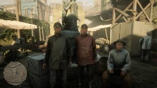 玩游戏聊历史   浅谈《荒野大镖客2》中的华人移民群体