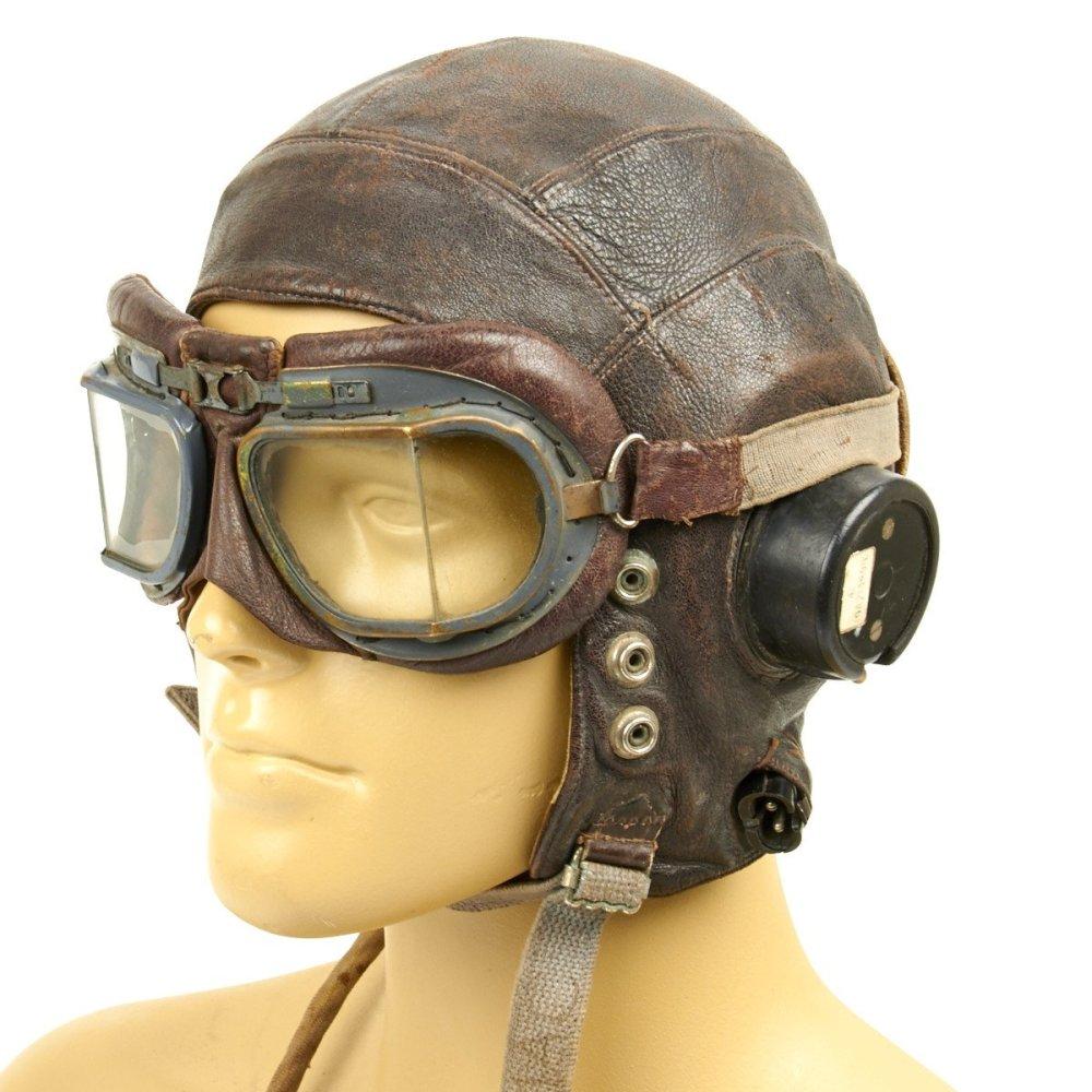 正面,耳罩的外形是其特点之一
