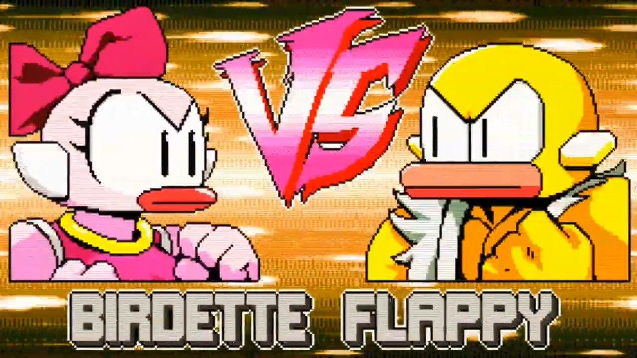 """恶搞继续,《Flappy Fighter》这周更新的角色不是""""春丽""""哦"""