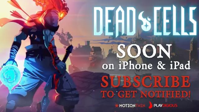 《死亡细胞》将在年内登陆iOS,售价9.99美元