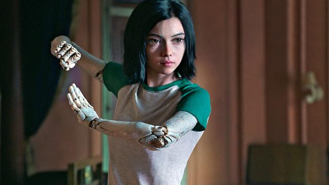 《阿丽塔:战斗天使》于伦敦举行全球首映礼,媒体口碑正式解禁