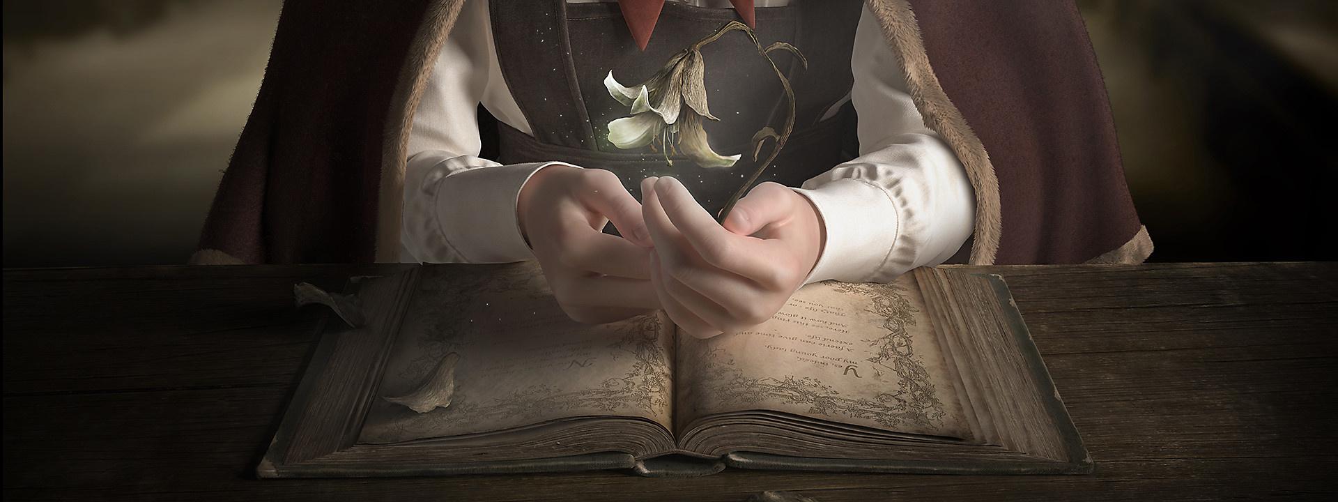 在《隻狼》裡受苦之前,宮崎英高想讓《Déraciné》偷偷進入你的記憶中