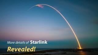 SpaceX通过猎鹰9火箭发射了第一批Starlink计划的通信卫星