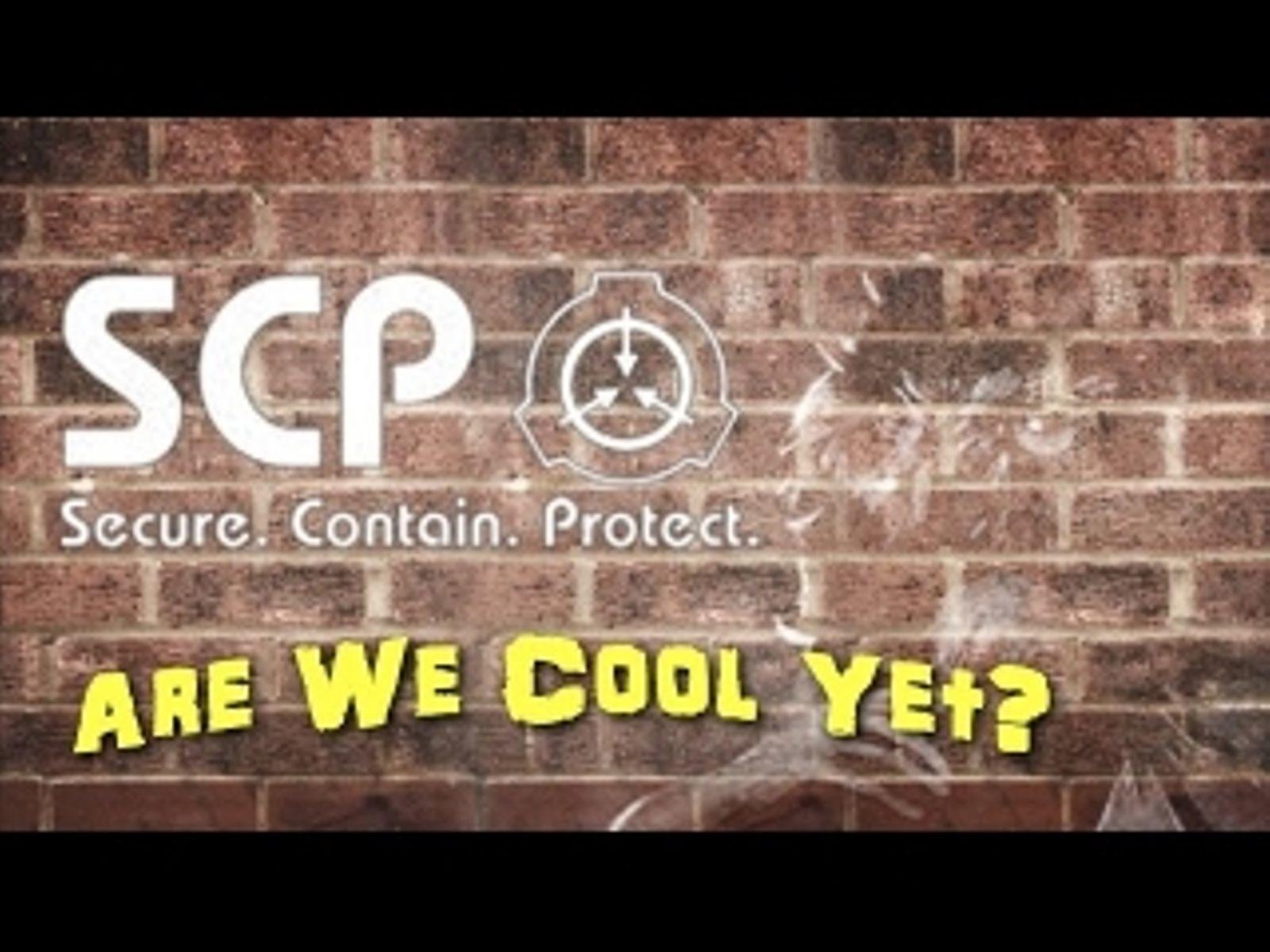 Are we cool yet?--SCP基金會外部組織補完(1)