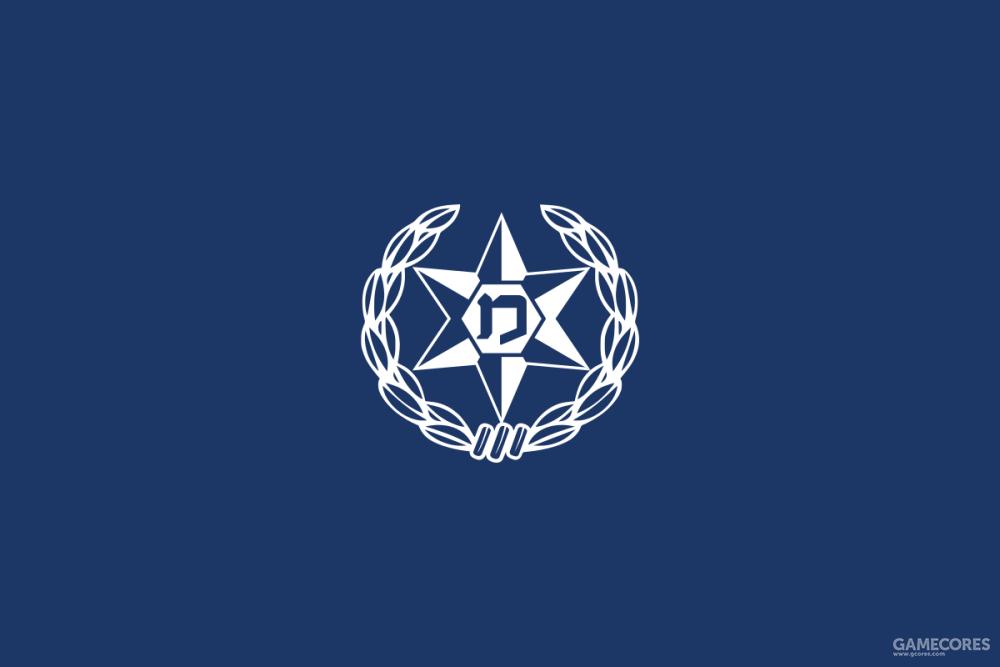 以色列警察旗