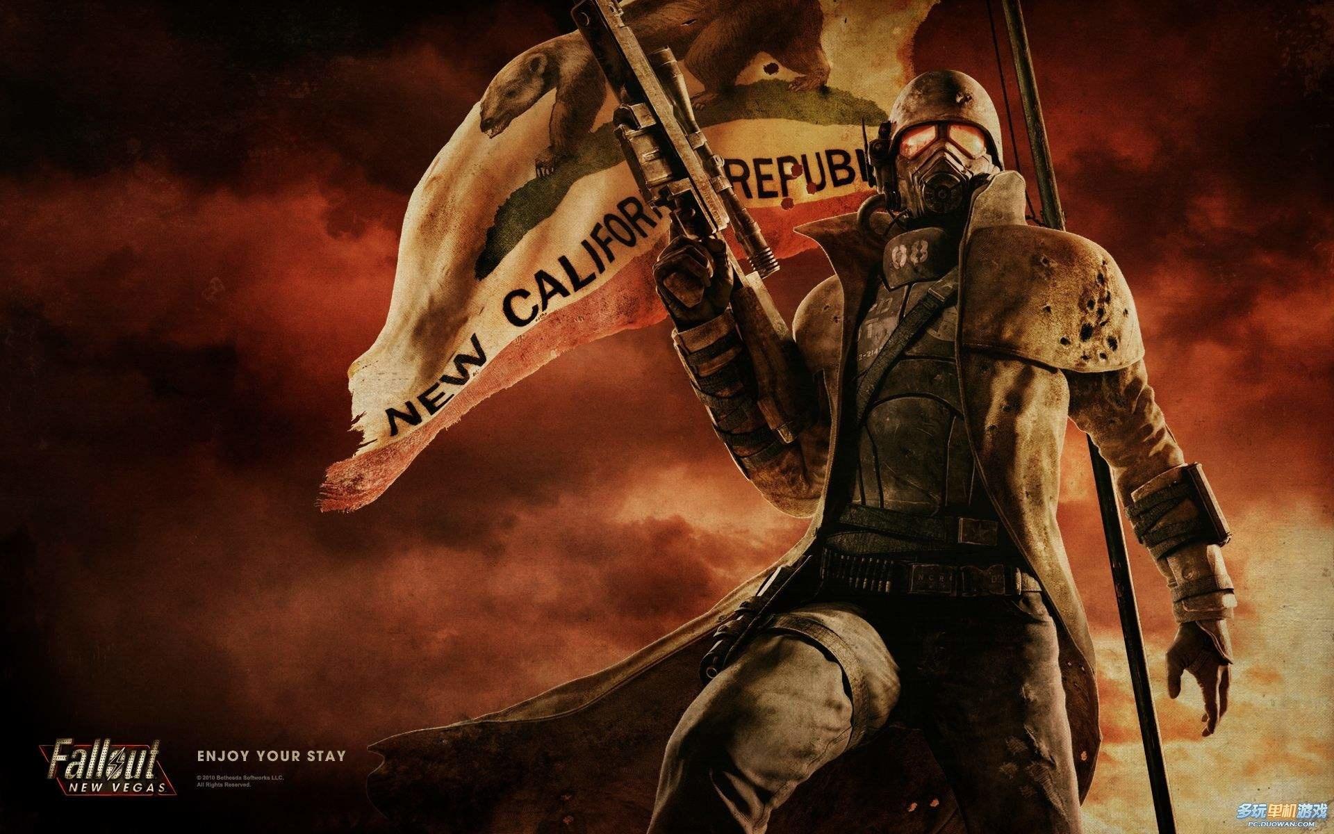 【CRPG BOOK翻譯】《輻射:新維加斯》(Fallout:New Vegas)