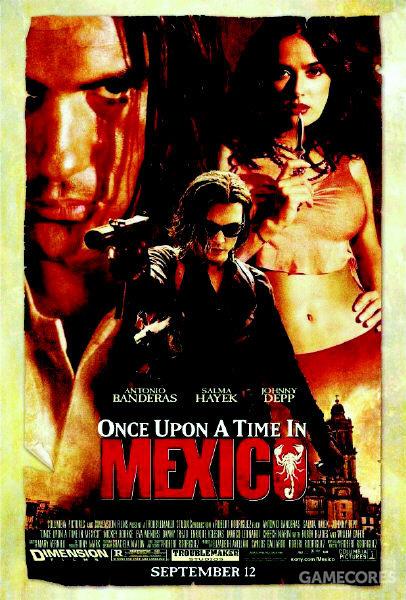 《墨西哥往事》,2003年