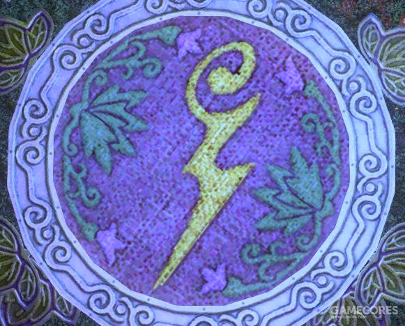 与雷神拉姆关系密切,妖精族的标志也是拉姆的制裁之雷