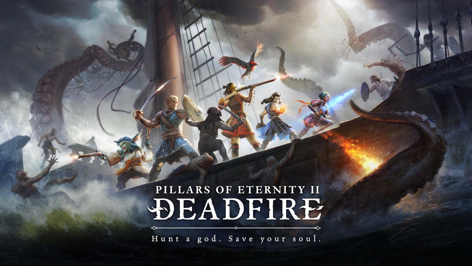 《永恒之柱2:死火》确定发售日:2018年4月4日