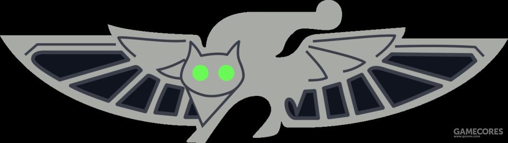 目前的队员别针,由队徽和双翼组成,金属