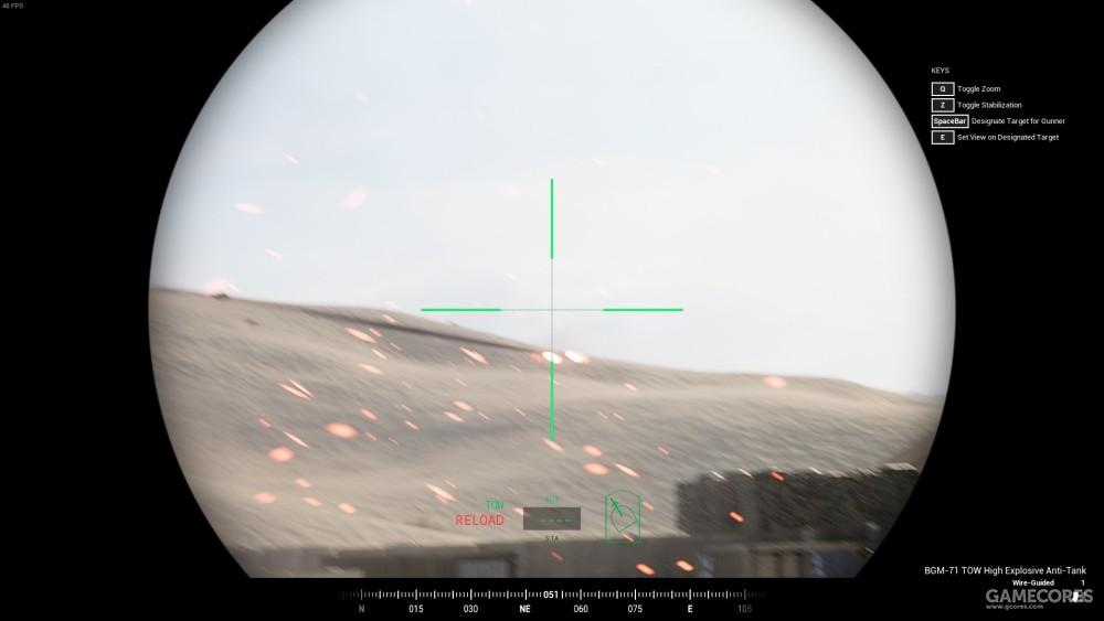 线控反坦导弹