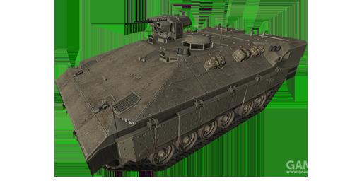 IFV-6,沙漠迷彩