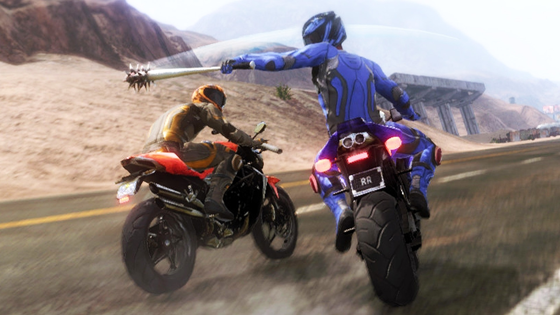 想重溫《暴力摩托》的歡樂?不妨考慮一下這款《Road Redemption》