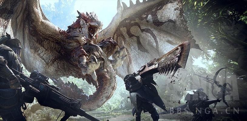 (更新武器推荐:铳枪)《怪物猎人世界》PC版主线剧情+新手指引