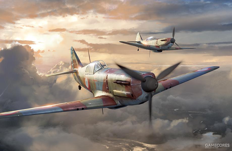 D-520是法国二战时期最先进的战斗机之一