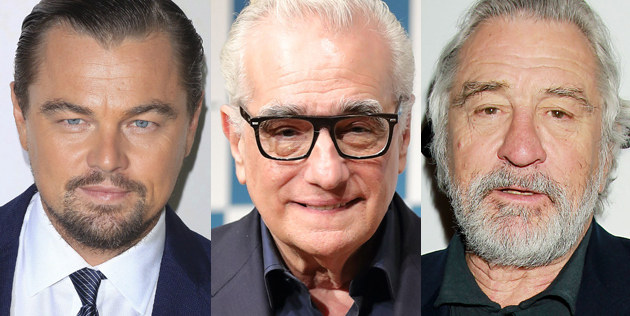 罗伯特·德尼罗、莱昂纳多·迪卡普里奥主演,Apple TV+或将投资马丁新片