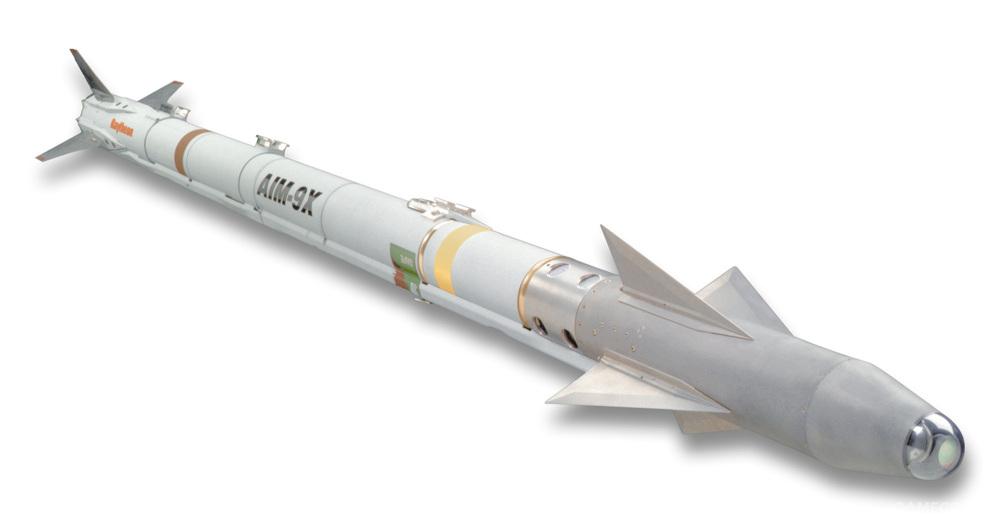 美国空军选择与海军一起继续在AIM-9基础上进行继续发展,最终成品即AIM-9X。不过AIM-9X要到2003年11月才完成使用鉴定,2004年5月批准投入全速生产。
