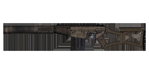 ASP-1狙击步枪
