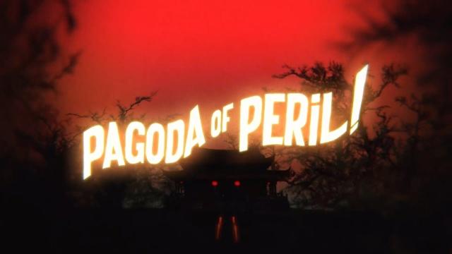 电音鬼片!新加坡环球影城 2018 年万圣节活动宣传视频《危险宝塔(Pagoda of Peril)》