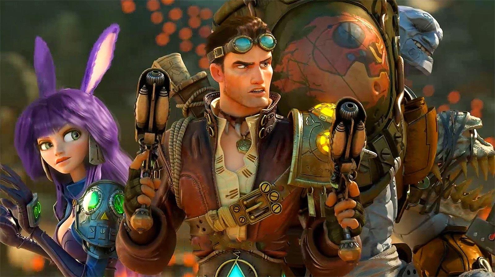 PAX獲獎遊戲《狂野星球》8月中國首測