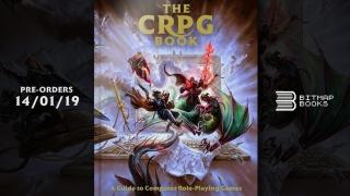 《The CRPG BOOK》 原版实体书开始预定
