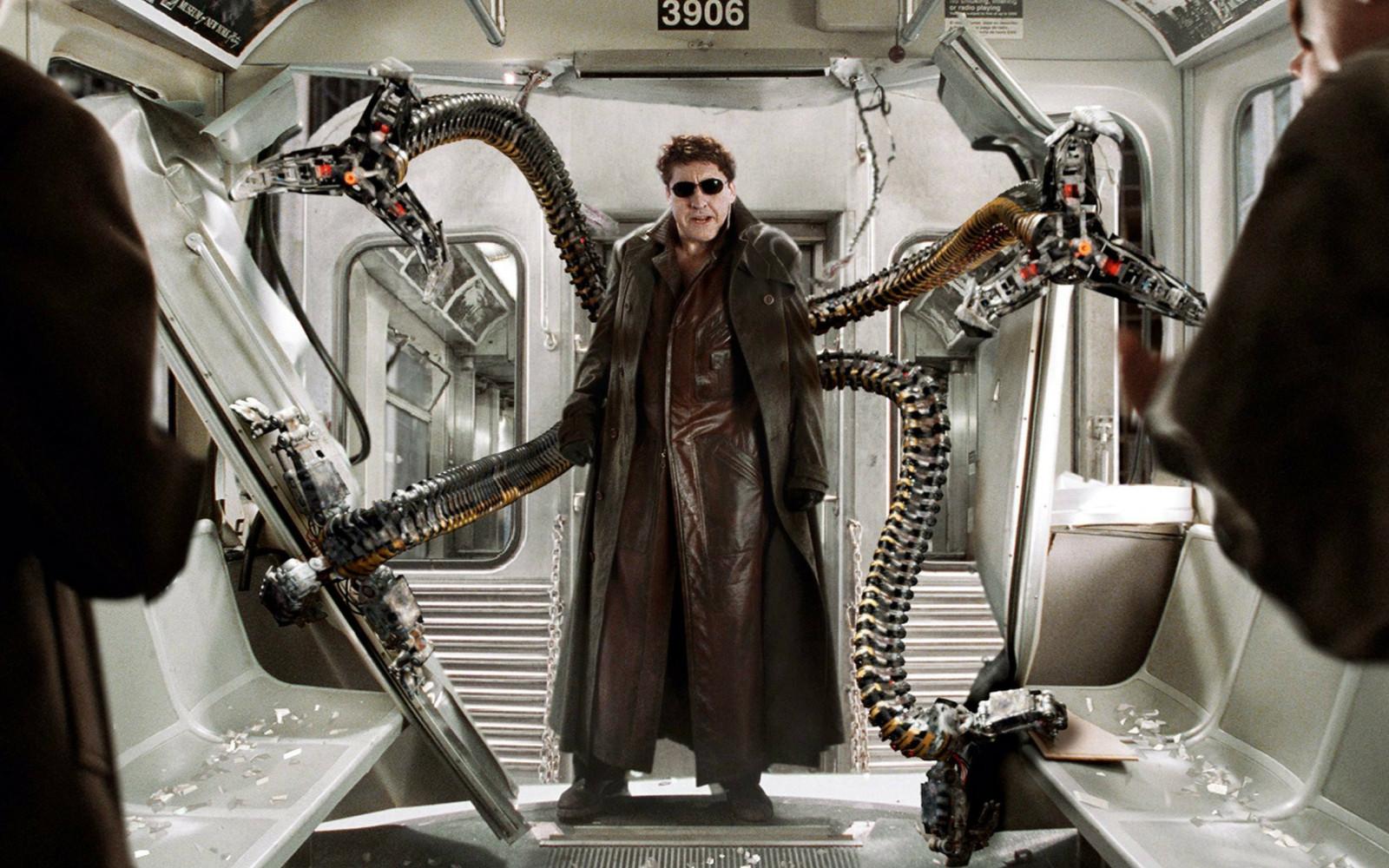 """""""章鱼博士""""阿尔弗雷德·莫里纳将回归出演《蜘蛛侠3》,加菲亦有可能回归"""