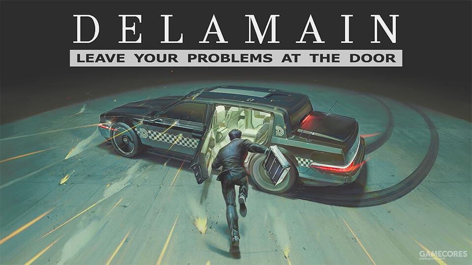 德拉曼装甲出租车
