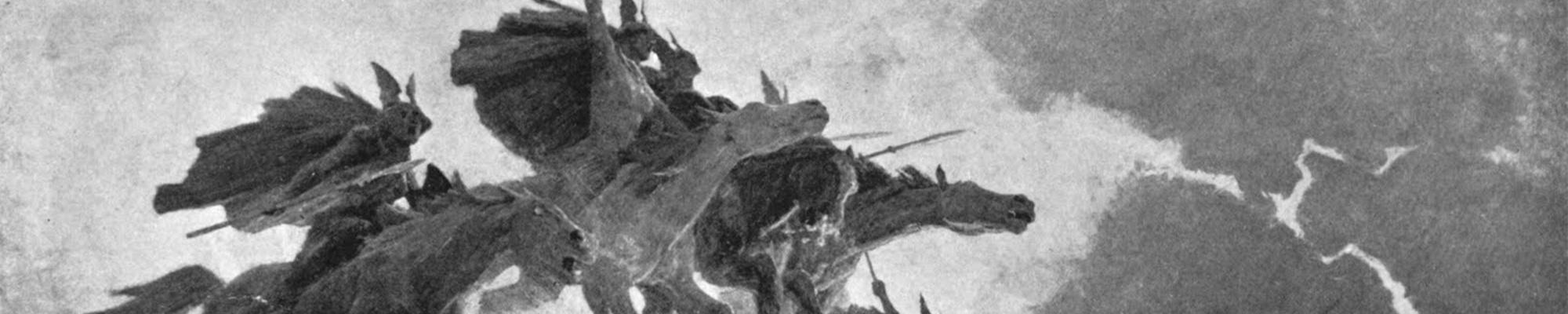 北欧神话——被遗忘了的冰与火之歌