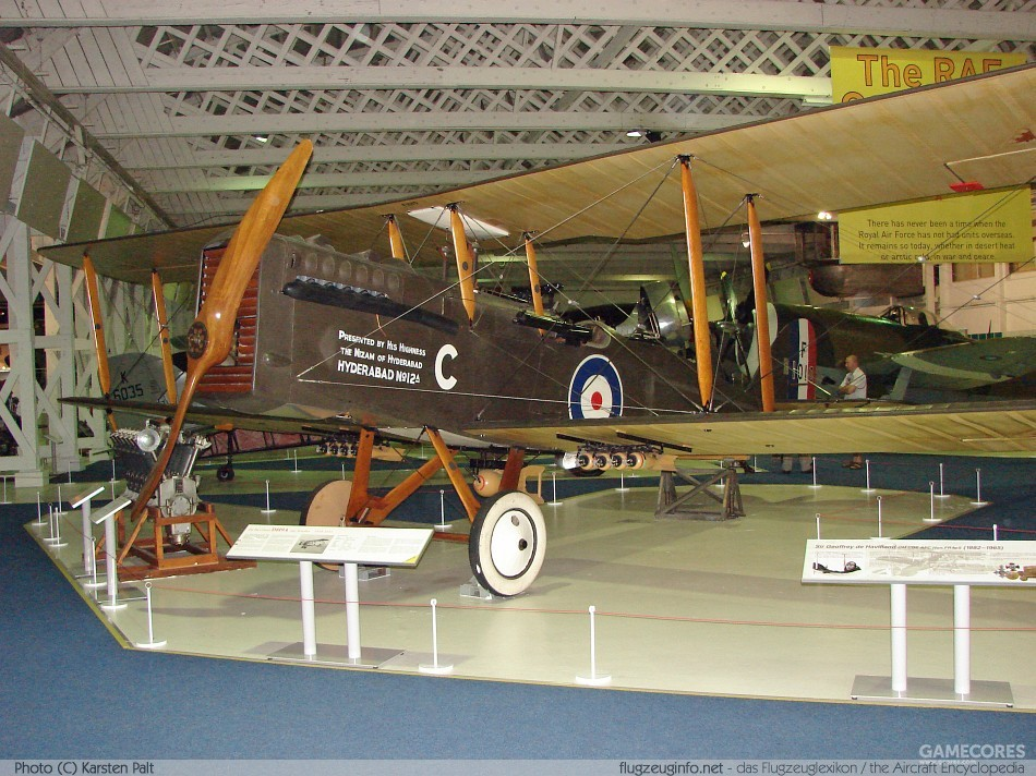 Airco DH.9A