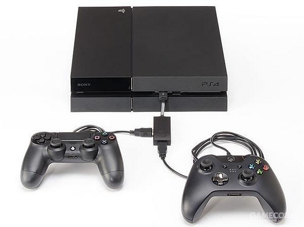 Xbox One手柄接入示意