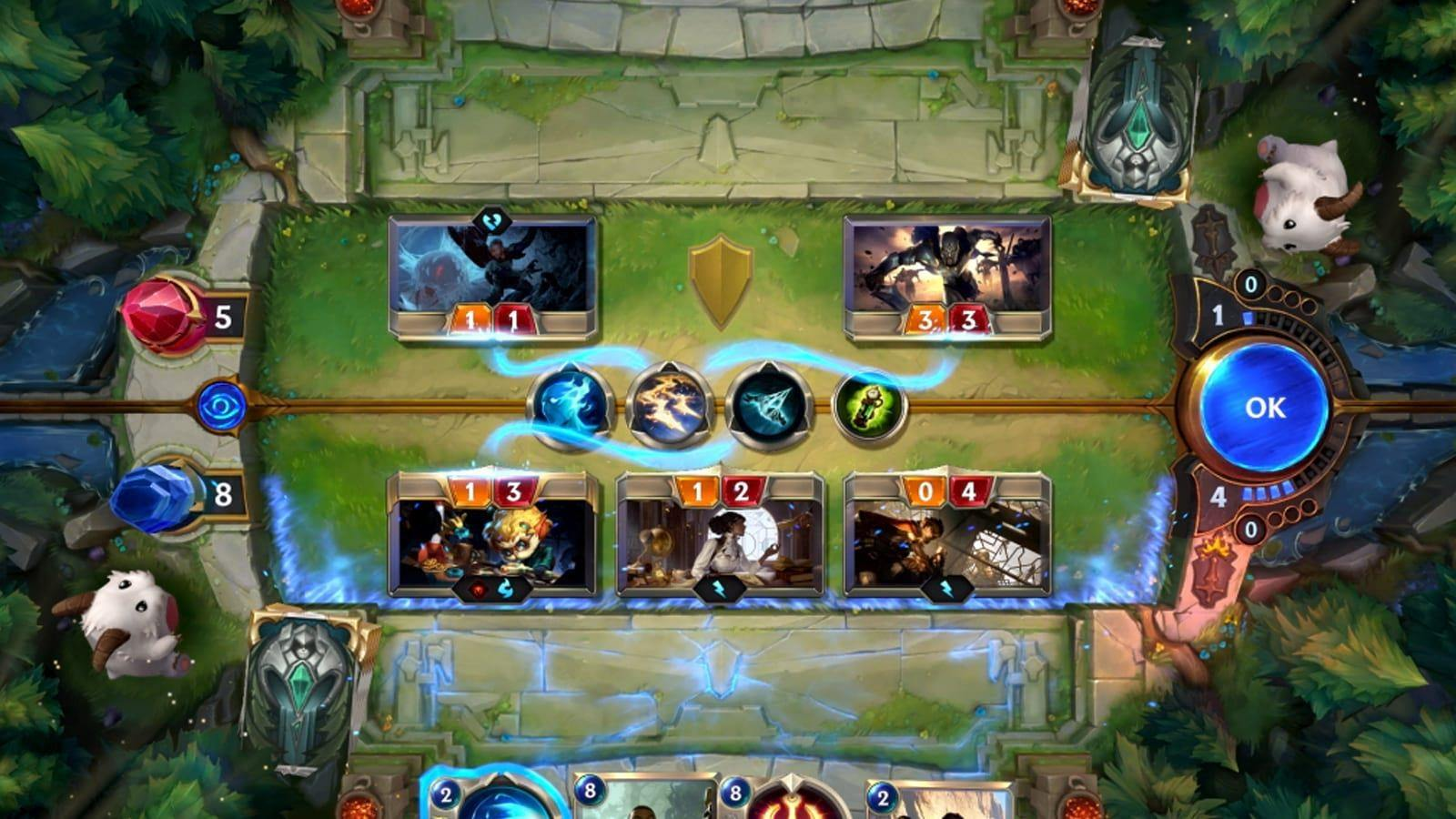 《英雄联盟》衍生卡牌游戏《符文之地传奇》将于本月24日公测