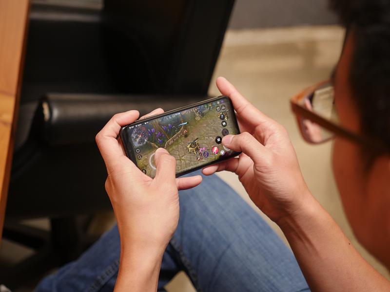 你很少看见以游戏为宣传点的iPhone,可能却有着最适合游戏的芯片技术