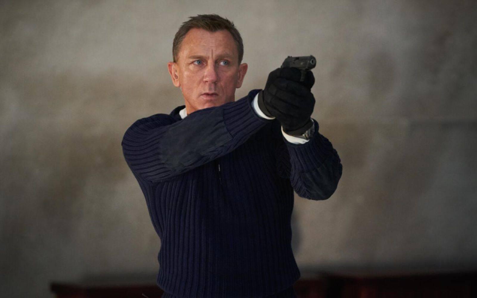 受疫情影响,《007:无暇赴死》宣布推迟上映