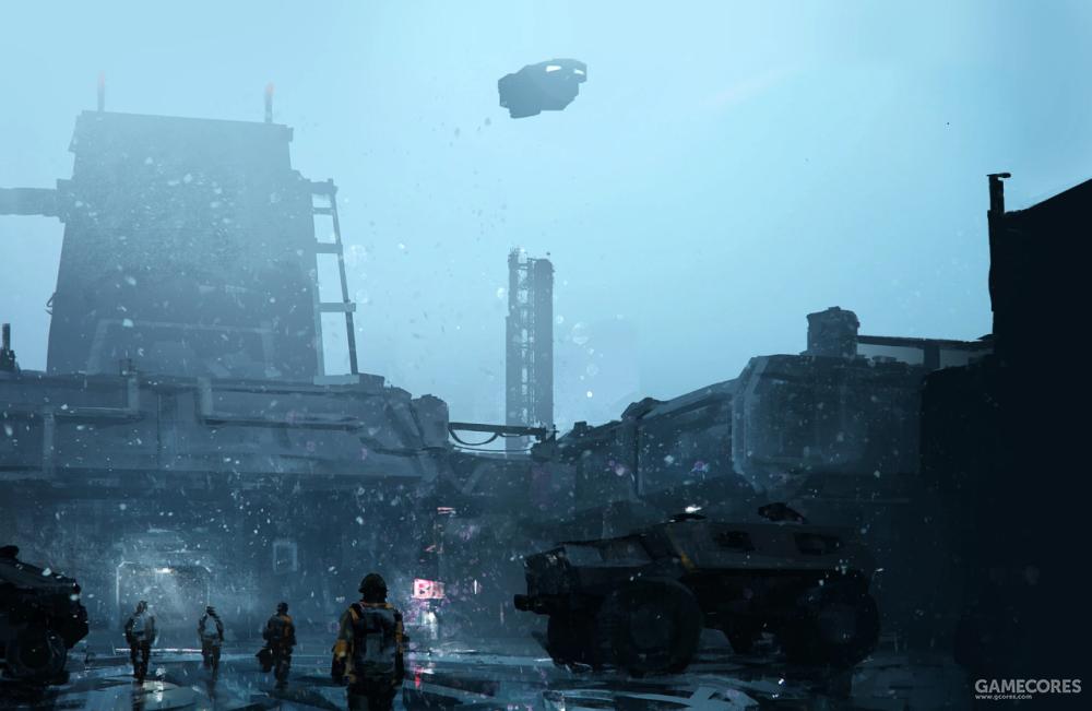 在战役模式中玩家也可以选择扮演一名殖民者