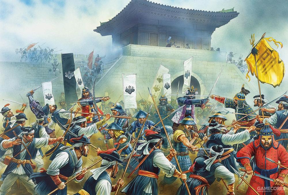 釜山围攻战,缺乏装甲的朝鲜步兵在肉搏战中同样难以取得优势