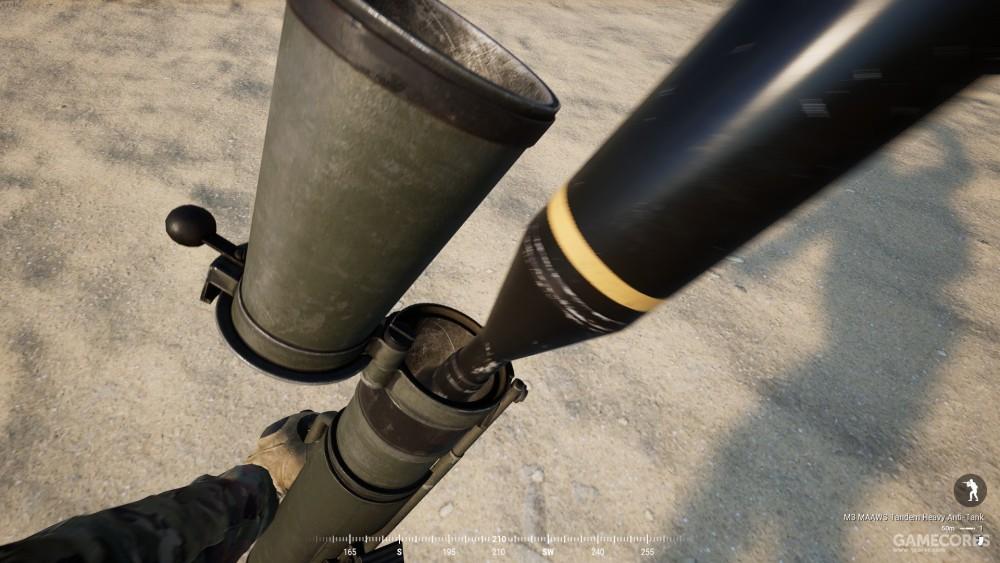 M3 MAAWS 重型串联火箭弹