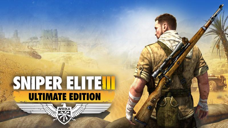 NS《狙击精英3:终极版》中文版定于10月1日全球同步发售