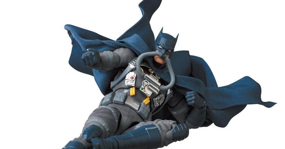 MAFEX版隐形潜入装蝙蝠侠公布!将于明年6月上市,售价9,680日元