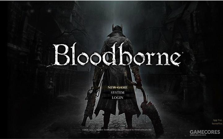 《血源诅咒》