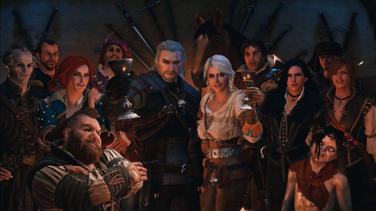 全新记录:《巫师3》Steam玩家人数超过发售日