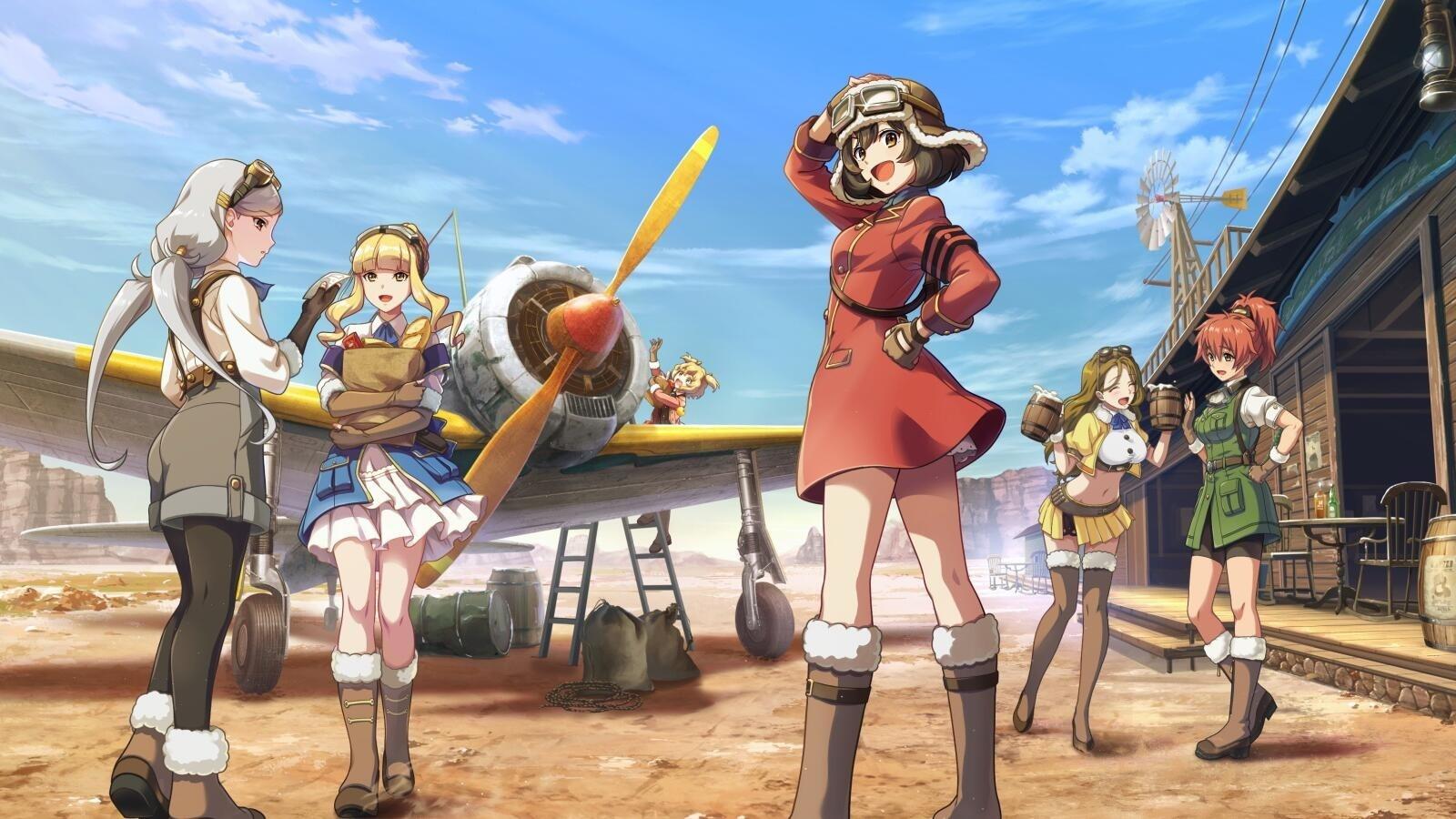《荒野的壽飛行隊》機型戰史——疾風