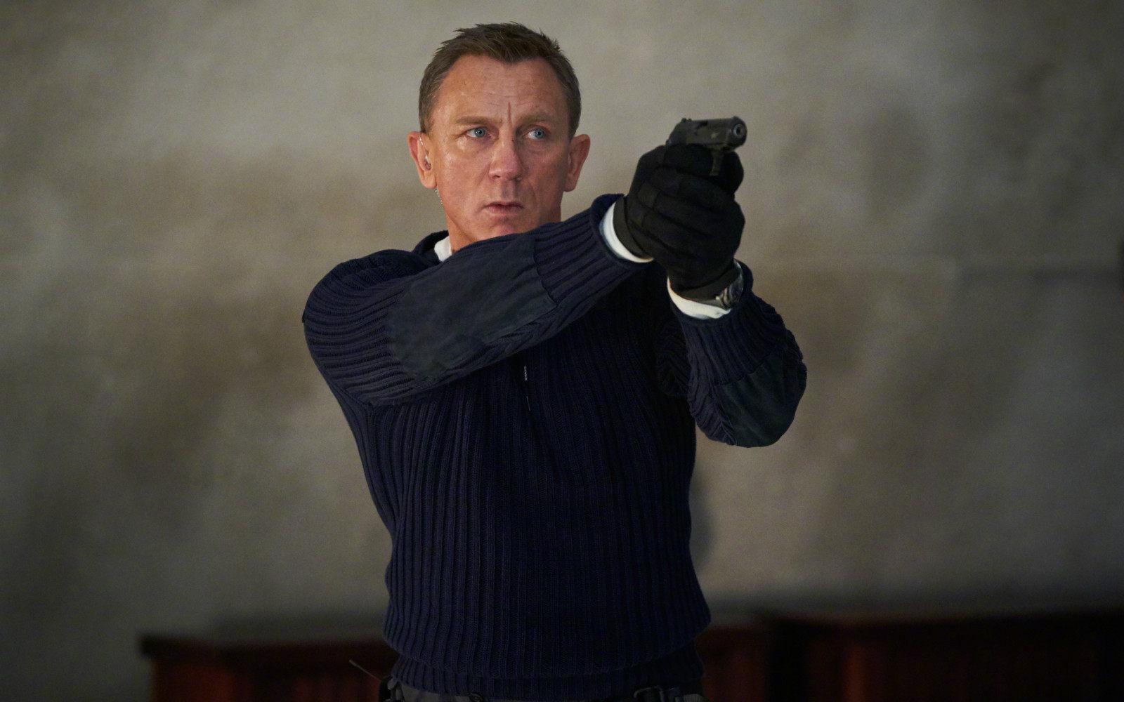 《007:无暇赴死》北美档期将提前至11月20日