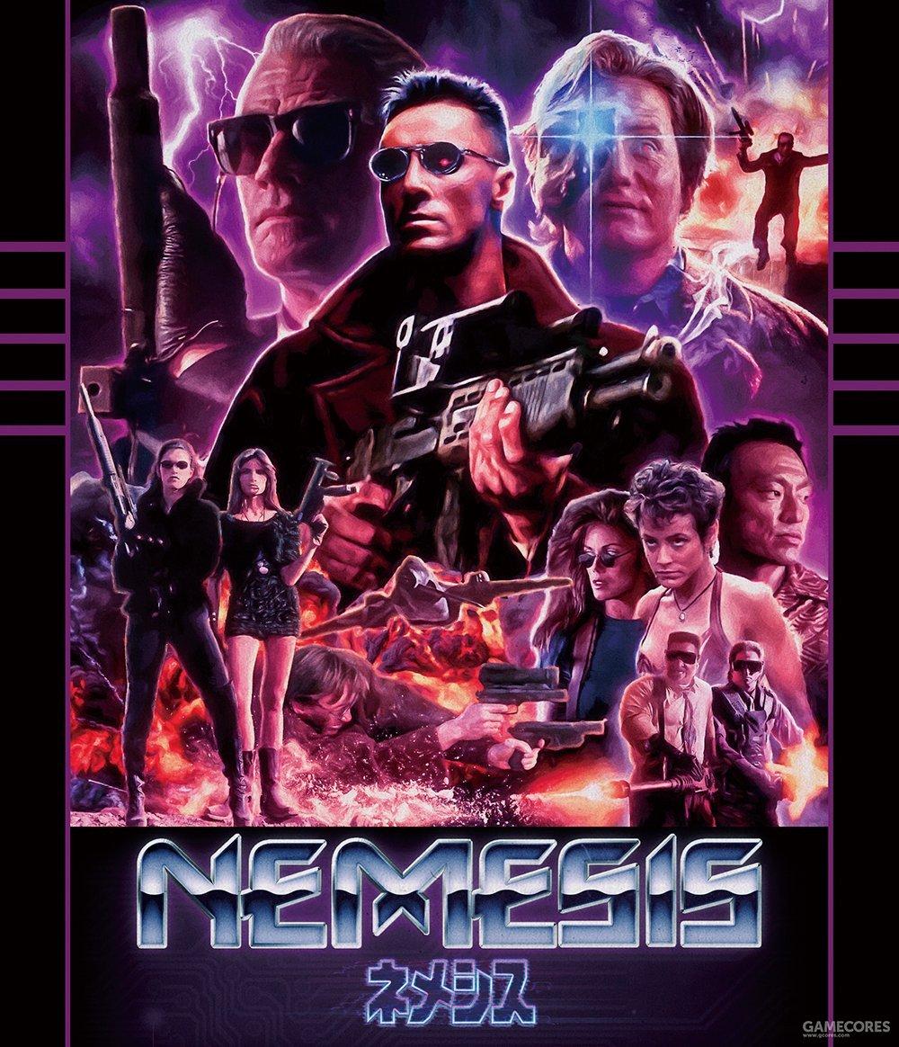 2.《挑战未来》(Nemesis)(1993)