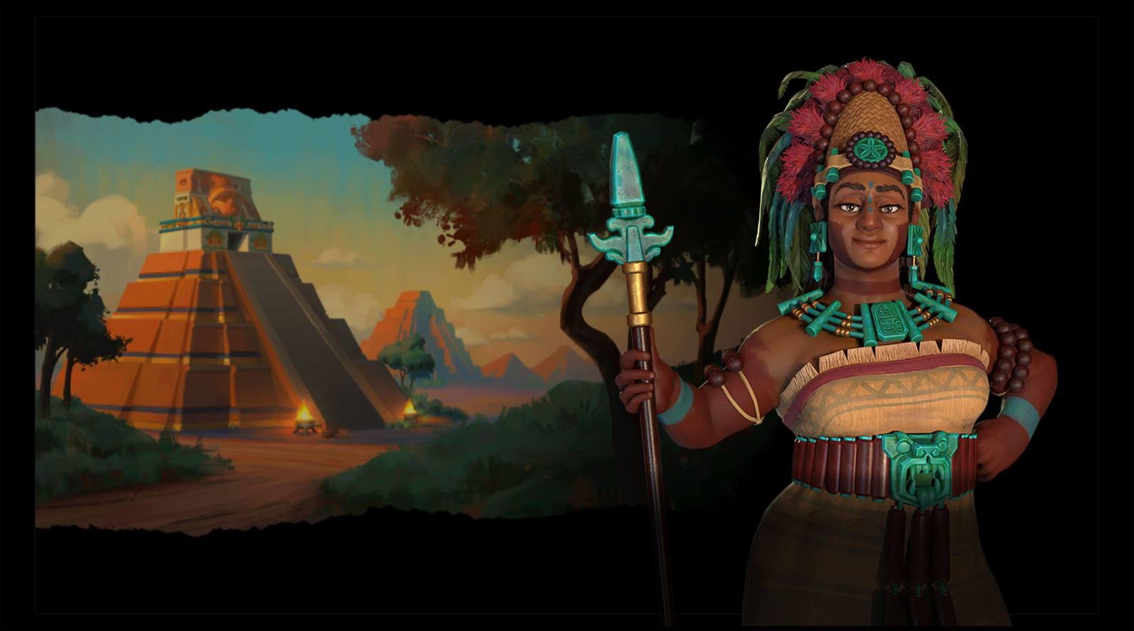 """《文明6》""""新纪元季票"""" DLC1玛雅与大哥伦比亚包公布详情"""
