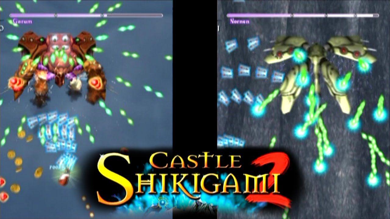 街机射击游戏《Castle of Shikigami 2》将于今年12月登陆Steam和Switch平台