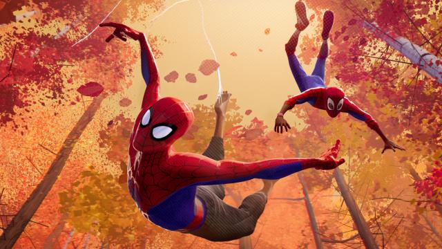 《蜘蛛侠:新纪元》发布新预告!六位蜘蛛侠齐聚!