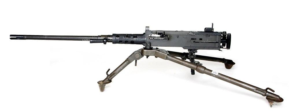 勃朗宁M2重机枪