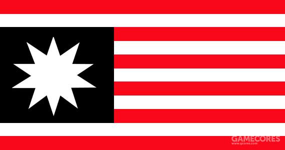 成立于2104年左右的美洲联邦,目前与三界帝国保持和谐的盟友关系