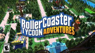 NS游戏《过山车大亨 冒险》确定发售日,北美12月13日发售
