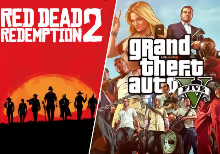 《GTA5》及《荒野大镖客2》在线模式即将迎来大更新